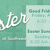 Easter at Southwest