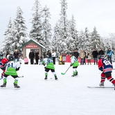 GROUSE MOUNTAIN POND HOCKEY CLASSIC 2018