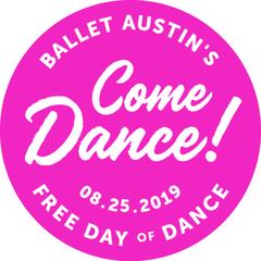 Ballet Austin's Annual Come Dance!