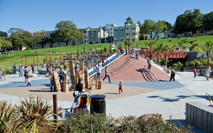 Best Parks And Playgrounds to Visit with Kids in San Francisco