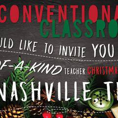 Unconventional Classroom - Nashville, Tennessee (Special Christmas Edition!)