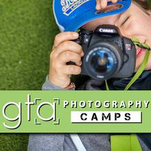 Kids Photography Summer Camps 2018 | Toronto (Ages 8-12)