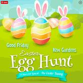 Good Friday Easter Egg Hunt