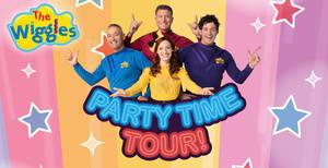 The Wiggles: Party Time Tour!