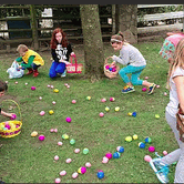 Easter Egg Hunt at Fox Hollow