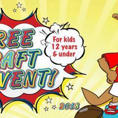 Free Kids Fun Zone & Amazing Athletes Event!