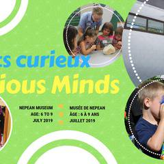 Curious Minds / Esprits curieux