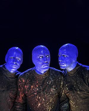 BLUE MAN GROUP: SPEECHLESS