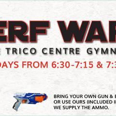 Trico Centre Nerf Wars