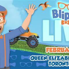 Blippi Live!