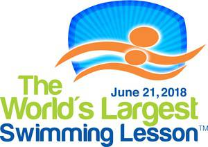 World's Largest Swimming Lesson