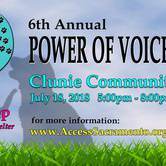Access Sacramento's Power of Voice Award Gala Dinner 2018