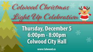 Colwood Christmas Light Up