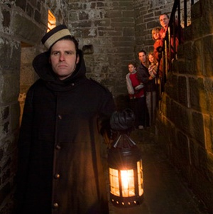 Halifax Citadel Ghost Tour