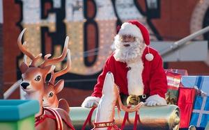 Christmas Parades in and around Calgary 2019