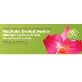 Manitoba Orchid Society Show 2018