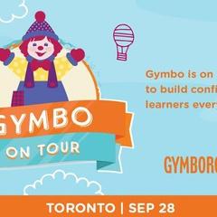 Gymbo On Tour at Gymboree Play & Music, Toronto