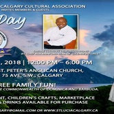 Creole Day Presented by St. Lucia Calgary Cultural Association