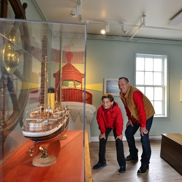 Fort Rodd Hill and Fisgard Lighthouse NHS - Parks Canada's promotion image