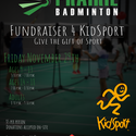 Fundraiser 4 KidSport