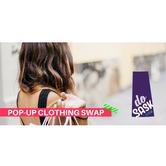 Pop-up Clothing Swap for YWCA - Do Sask & Nature City Festival
