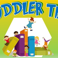 Toddler Time at the Rocklin Library