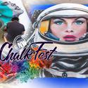 Pacific NW Chalk Fest & Sidewalk Sale