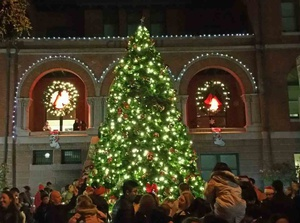 Mayor's Holiday Tree Lighting Ceremony
