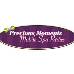 Precious Moments Mobile Spa Party