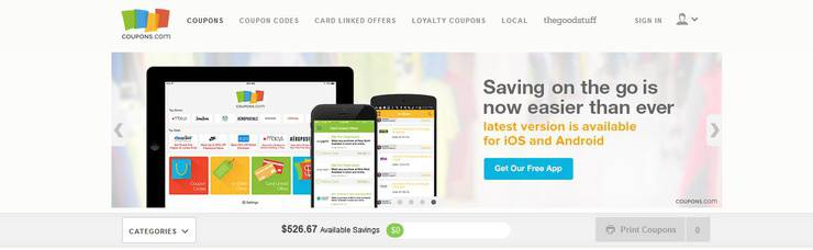 4 Of The Best Printable Coupon Sites
