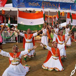 India Festival at Pioneer Courthouse Square
