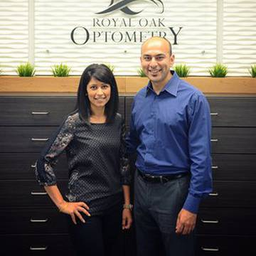 Royal Oak Optometry's promotion image