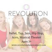 Recreational and Competitive dance Classes
