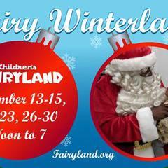 Fairy Winterland!