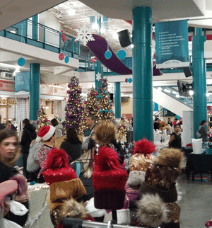 Calgary Holiday Night Market