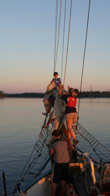 Black Jack Tall Ship Adventure Camp