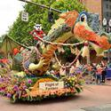 Spirit Mountain Casino Grand Floral Parade - Outdoor Seating