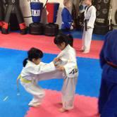 Kickin Martial Arts Camp!