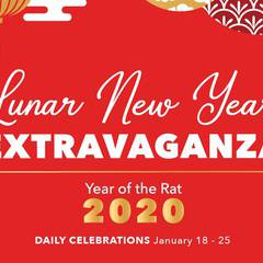 Lunar New Year Extravaganza!
