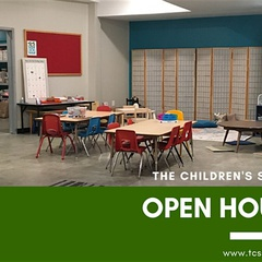 Open House at TCS for New Families