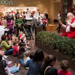 Story Time with Santa Claus