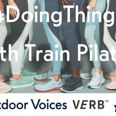 #DoingThings with Train Pilates