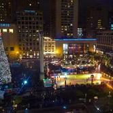 Macy's Christmas Tree Lighting Ceremony