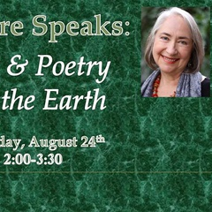 Nature Speaks: Art and Poetry for the Earth