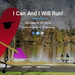 I Can And I Will Run!