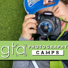 Kids Photography Summer Camps 2018 | Ottawa (Ages 8-12)