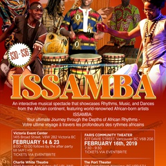 ISSAMBA - Your Unforgettable Journey Through the Depths of African Rhythms
