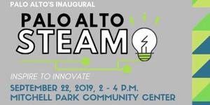 Palo Alto STEAM Showcase