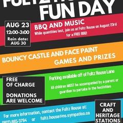 Fultz House Fun Day