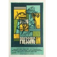 Film Night | Pressing On: The Letterpress film (2017)
